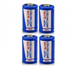 Cr2 880mah lithium battery...