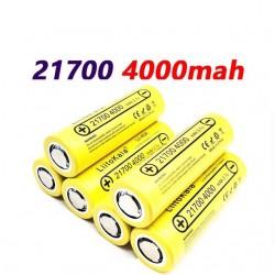 Lii-40A - 21700 - 4000mAh - 40A - oryginalna bateria - ładowalna
