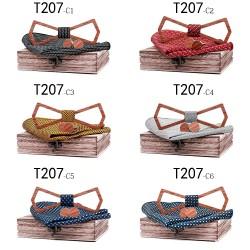 Cufflinks - bow tie -...