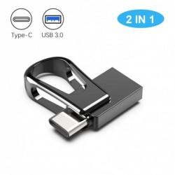 Mini USB flash drive - OTG - 32GB / 64GB / 128GB