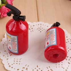 Fire extinguisher shaped...