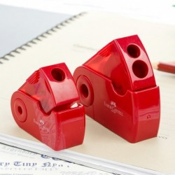 Pencil sharpener - with...