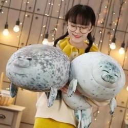 Cute seal plushie / pillow