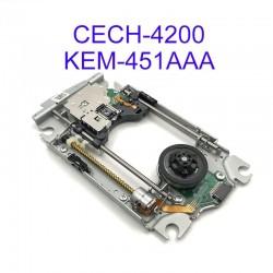 KEM-451AAA - PS3 Super Slim - laser lens reader - with deck mechanism