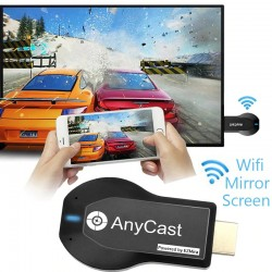 M2 Plus - TV Stick - odbiornik Wi-Fi - klucz sprzętowy - DLNA - HDMI - Android - IOS - Miracast