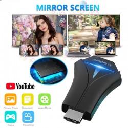 K12 - TV stick - adapter - odbiornik Wi-Fi - klucz sprzętowy HD - AirPlay MiraCast