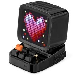 Retro głośnik Bluetooth - Pixel Art - budzik - wyświetlacz LED - tablica do gier - mikser DJ