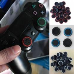 Uchwyty pod kciuki - do kontrolerów Sony PlayStation - PS4 / PS3 / PS2 - 4 sztuki