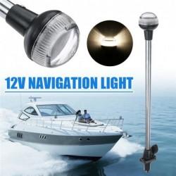 Światło nawigacyjne - lampa kotwicy rufowej - 24 cale - 12V - 4500K - wodoodporność IP65