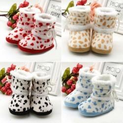 Warm baby / newborn shoes -...