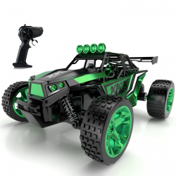RC off-road truck - high...