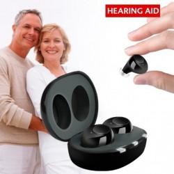 Hörgerät - unsichtbar -...