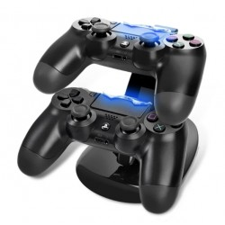 Playstation 4 Controller Double Tower Charger