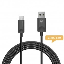 Micro USB Lade / Data Kabel 1.8m