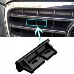 Car front grille decoration - chrome - for Audi S-Line
