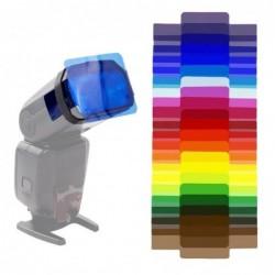 Universal camera flash gels...