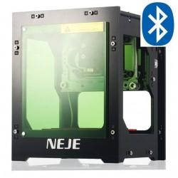 NEJE DK -8 -FKZ - lasergraveringsmaskin - 1500mW - Bluetooth - uppgraderad version