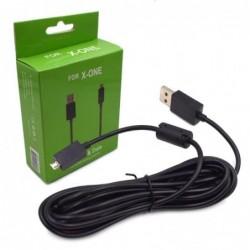 Kabel do szybkiego ładowania - dane / synchronizacja - micro USB - do kontrolera Xbox One - 3m