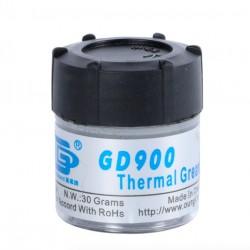 Thermische Wärmeleitpaste GD900 CPU GPU Silikon 30g*