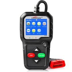 KW680S - car diagnostic tool - engine fault code reader - scanner - EOBD / OBD2