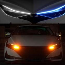 Auto-Tagfahrlichter - flexibler LED-Streifen - wasserdicht - 12V