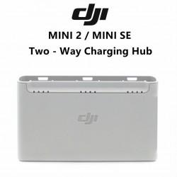 DJI Mini 2 / DJI Mini SE - dwukierunkowy hub do ładowania - filtry - torba do przechowywania