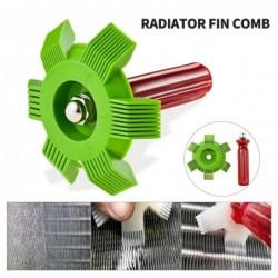Grzebień do klimatyzacji samochodowej - czyszczenie / naprawa żeber chłodnicy