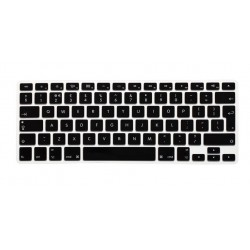 Macbook Pro / Air Qwerty Keyboard Silicone Bescherm Cover