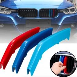BMW 3 Series F30 M Style ABS Cubiertas de parrilla de riñón