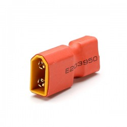 Amass XT60 Male To T Plug Female Adapter Connector For RC Models