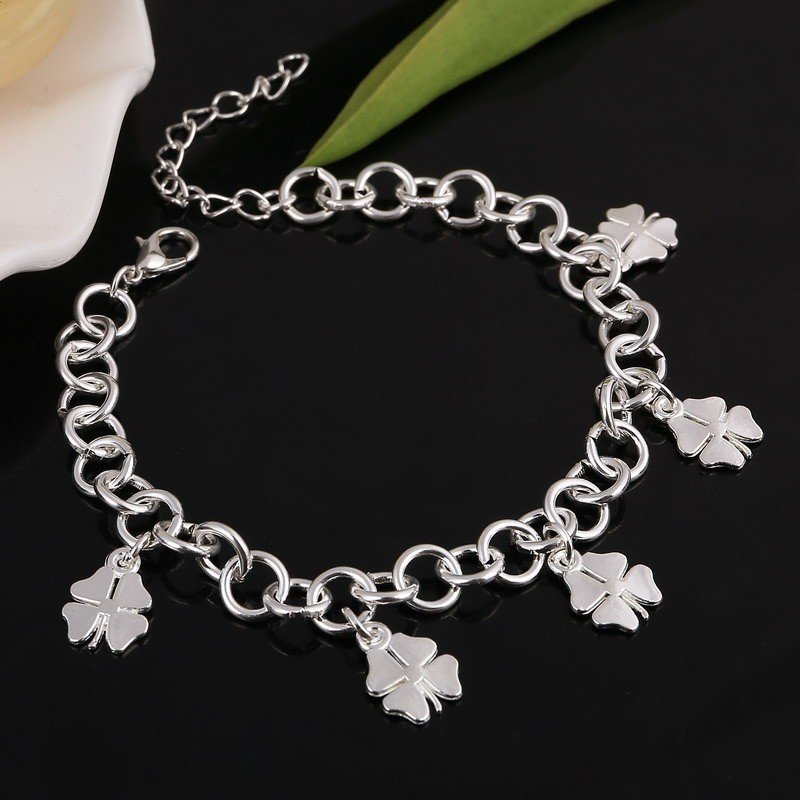 Womens silver plated pendant bracelet store aruba womens silver plated pendant bracelet aloadofball Choice Image