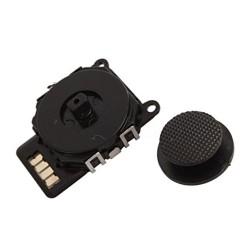 PSP 2000 Analoge joystick 3D-knop reparatie