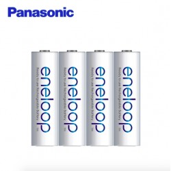 Panasonic AAA *4 Ni-MH Pre-charged Rechargeable Battery