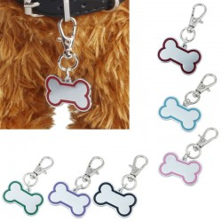 Dog collar bone pendant