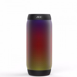 Bluetooth Speaker With Led - Waterproof