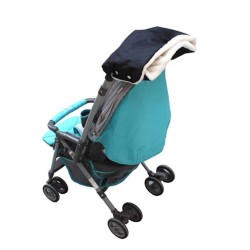 Baby Buggy Clutch Cart Muff Glove