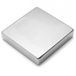N35H Neodymium Magnet Strong Block 50 * 54 * 10mm