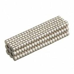 N35 Disque Magnétique de Neodymium 2 * 1mm 200pcs