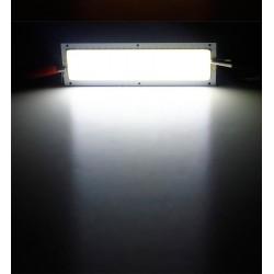 10W COB LED Chip Aluminiowe Strip Światło