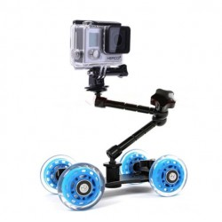 "GoPro 2 3+ Camera 3 in 1 11""Inch Articulating Magic Arm Tripod Mount Adapter"