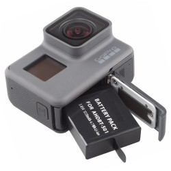 GoPro Hero 5 - 6 Charger + 2 * AHDBT-501 Battery