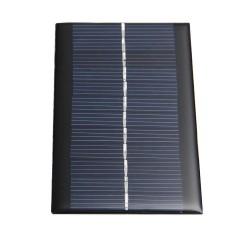 Mini panel słoneczny 1W 6V - bateria