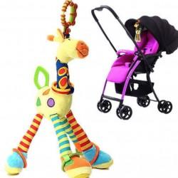 Wisząca Miękka Zabawka Do Dziecięcego Wózka Łóżeczka