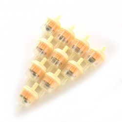 Scooter Motorcycle Fuel Filter 10pcs