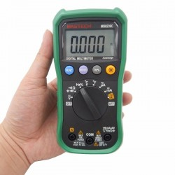 Digital Multimeter MASTECH MS8239C AC DC Voltage Current Tester