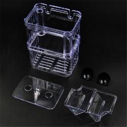 Fish Tank Aquarium Multifunctional Fish Breeding Isolation Box Incubator