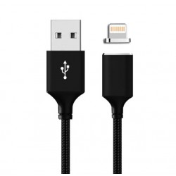 Cargador magnètico USB para iPhone iPad iPod