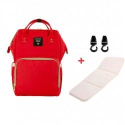 Fashion Mummy Maternity Large Capacity Baby Travel Backpack