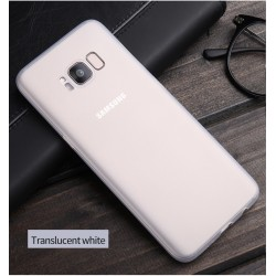 Samsung Galaxy S8 - S8 Plus Matte Hard Beschermhoes Back Cover |