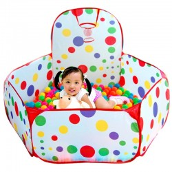 Children's Ocean Ball Pool Play Tent